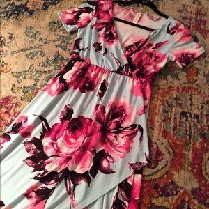 Vanilla Bay shortsleeved Dress